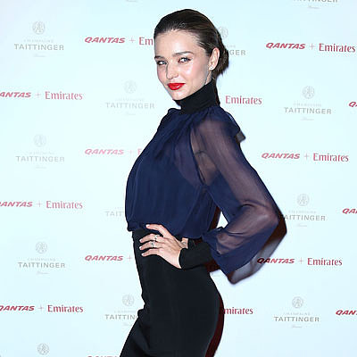 Miranda Kerr at Qantas Gala Dinner in Sydney | Pictures