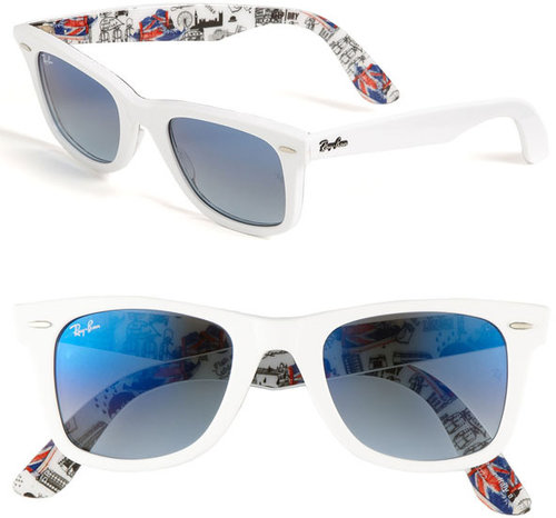 Ray-Ban 'London Wayfarer' 50mm Sunglasses