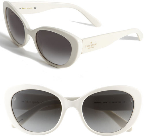 Kate Spade New York 'franca' Cat's Eye Sunglasses