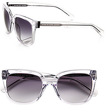 Marc by Marc Jacobs Wayfarer Acetate Sunglasses