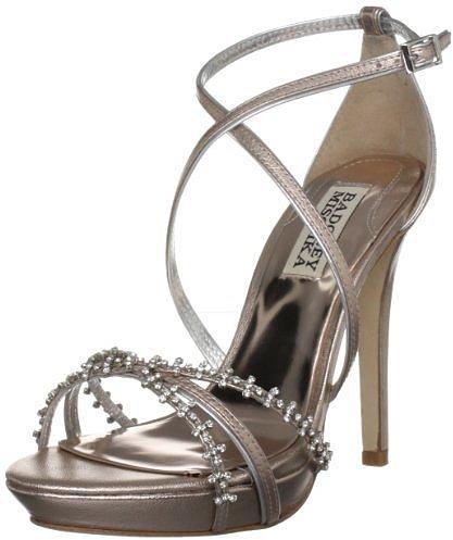 Badgley Mischka Women's Gelsey Platform Sandal