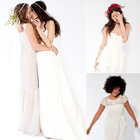 Stone Fox Bride Serves Up the Ultimate Anti-Wedding Bridal Gowns