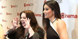 "Sandra Bullock and Melissa McCarthy Say There Were ""Fireworks"" When They Met"