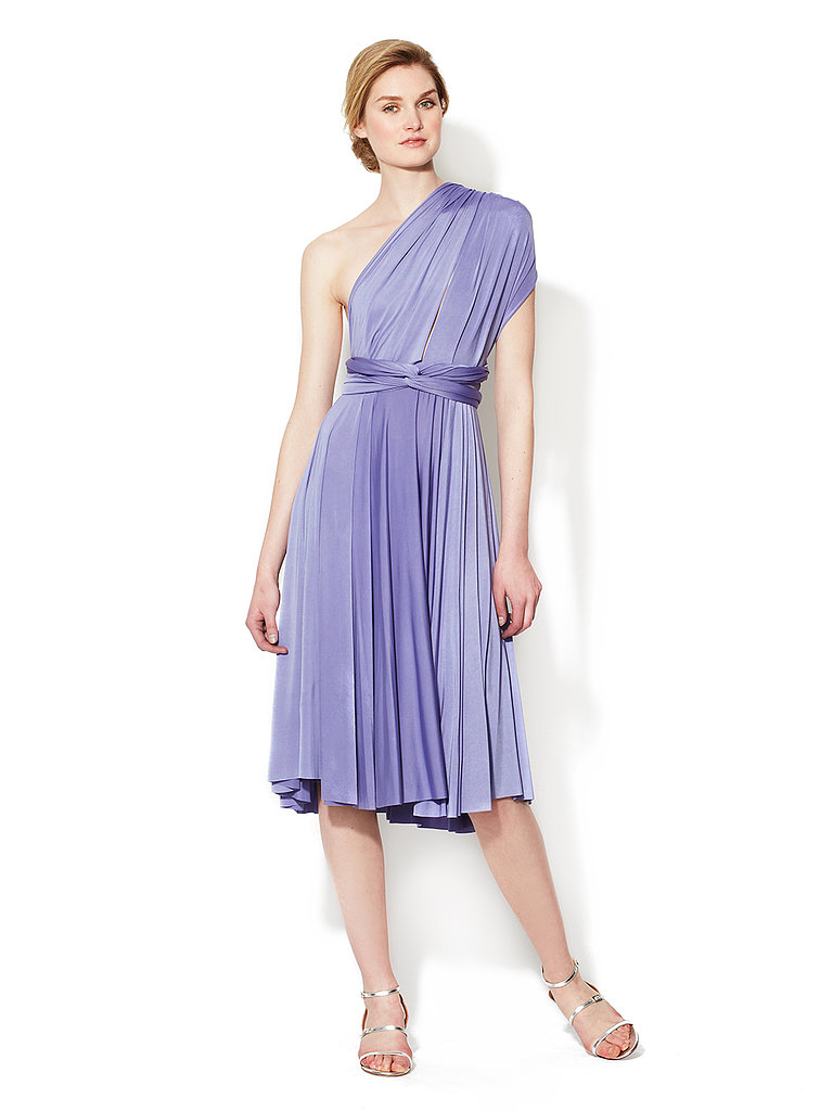 The best part about this twobirds jersey convertible dress ($169, originally $270) is that there are multiple ways to style it.