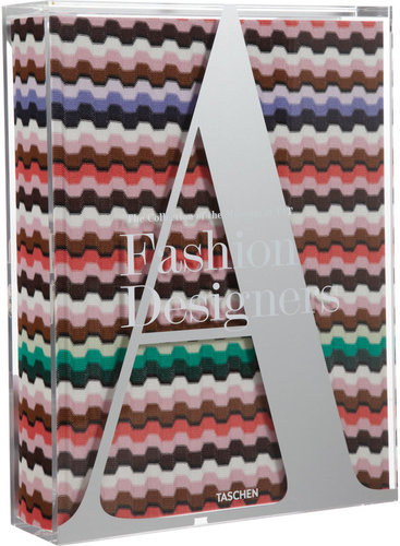 Taschen Fashion Designers A-Z, Missoni Edition