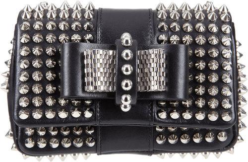 Christian Louboutin Mini Sweet Charity Spikes Bag