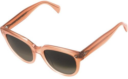 Celine round studded sunglasses