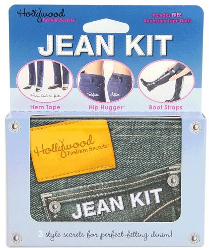 Hollywood Fashion Secrets - Jean Kit (Various) - Accessories