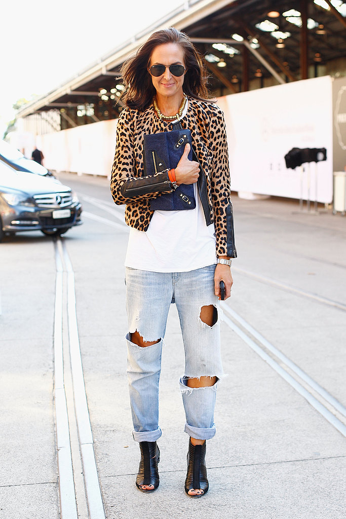 The strongest denim trends this season are. . .