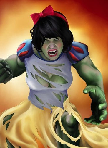 Avenger Snow White