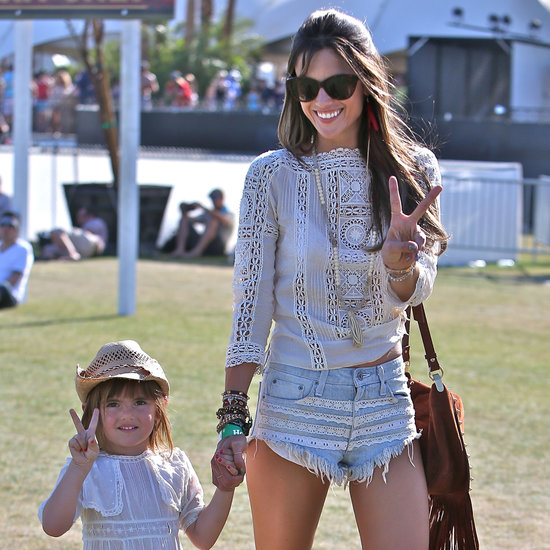 Celebrity Family Pictures Week of April 22, 2013