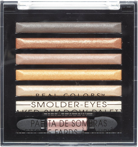 Real Colors Smolder-Eyes Shadow Palette Counterfeit