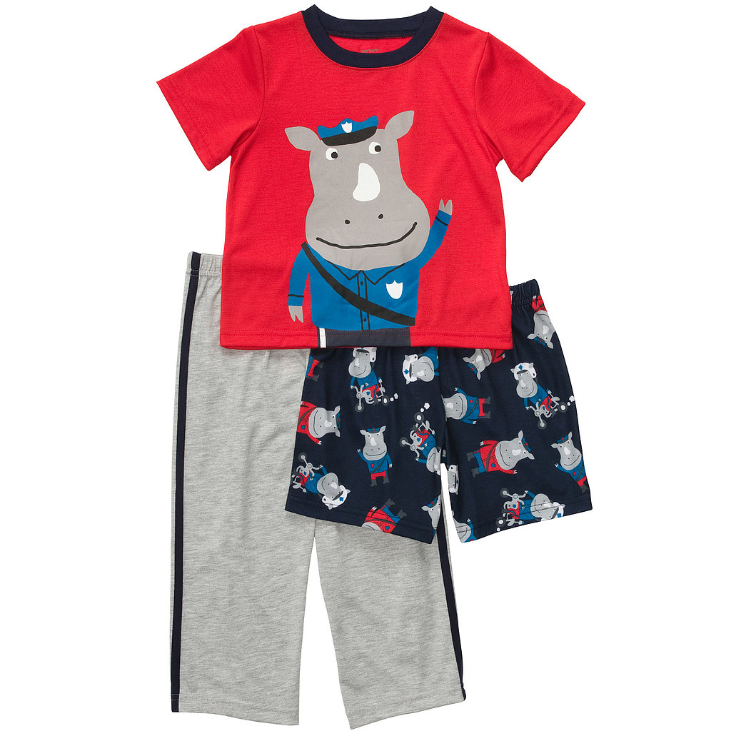 We love the versatility of these jersey pajamas ($13, originally $26) — your little guy will too!