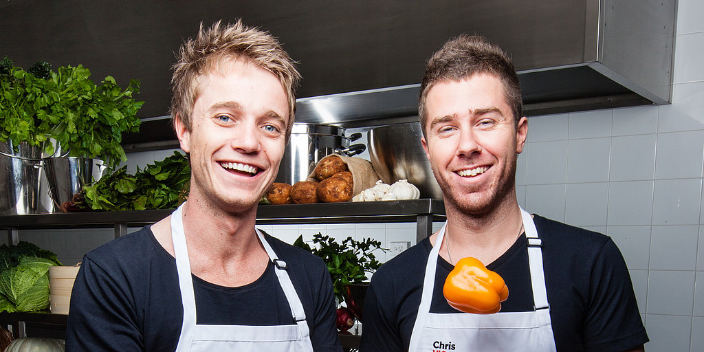 My Kitchen Rules Cousins Sam and Chris on Cooking Stress and Show Twists
