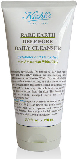 Kiehl's Since 1851 Rare Earth Pore Purifying Cleanser