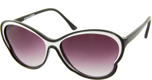 Jeepers Peepers Lily Cat Eye Sunglasses