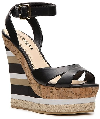 Sole Obsession Risc Wedge Sandal