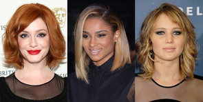 30 Celebrity Lob Looks to Inspire Your Spring Haircut