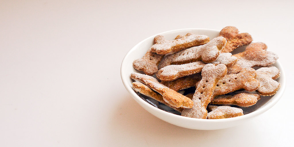 Beg For It: Low-Fat Organic Dog Biscuits