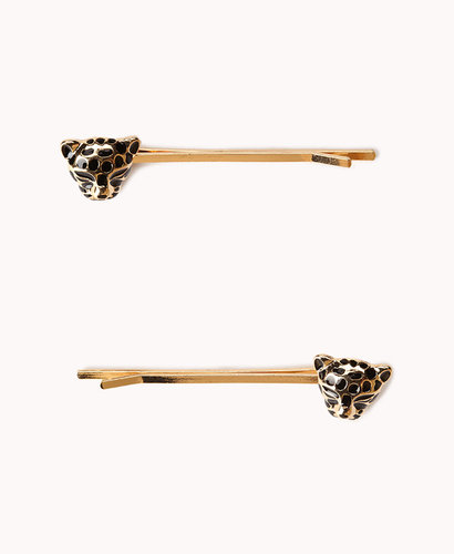 FOREVER 21 Jaguar Hair Pin Set