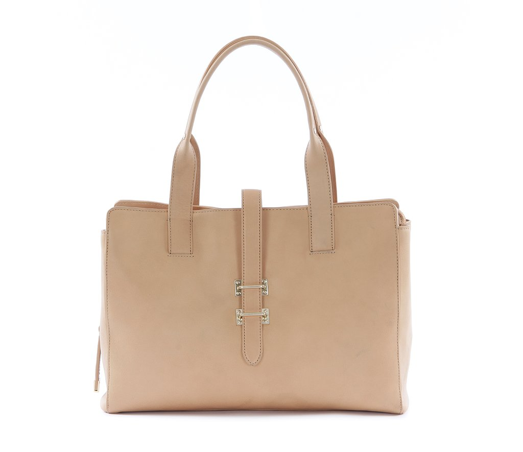 Thanks to the functional silhouette and cool neutral hue, this Foley and Corinna Simpatico satchel ($395) will be a part of your mom's wardrobe staple in no time at all.