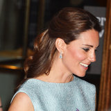 Kate Middleton Half-Up Hairstyle | Hair Pictures