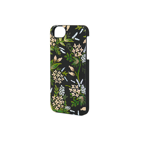 Can you spot the charming gold foil accents on this intricate Forest Flowers iPhone 5 Case ($32)?