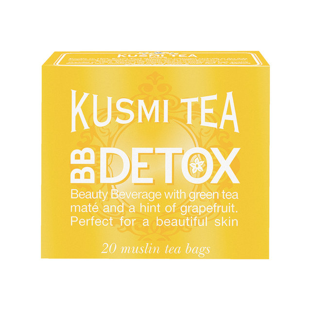 Review Kusmi Tea BB Detox