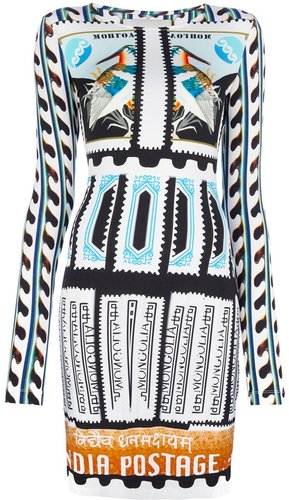Mary Katrantzou 'India' dress