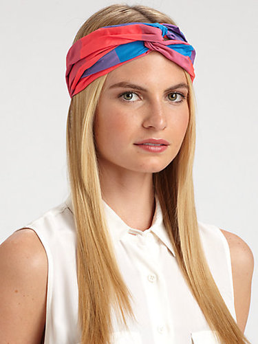 Marc by Marc Jacobs Twist Turban Headband