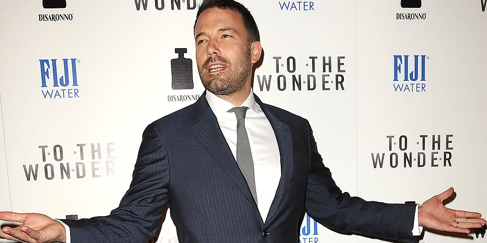 Video: Another Moment of Ben — From Mr. Mom to Dr. Affleck!