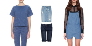 Double Your Denim: Shop Outside the Jeans-Only Square