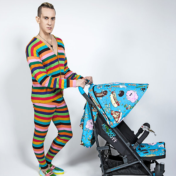 Jeremy-Scott-Interview-About-Cybex-Strol