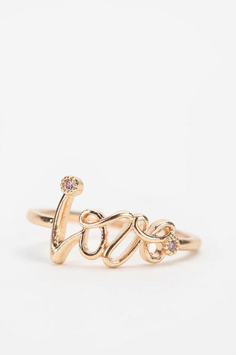 Aloha Love Ring