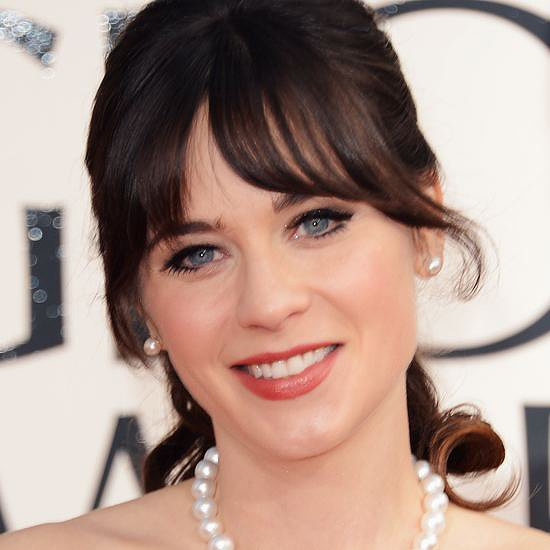 Zooey Deschanel's Nail Artist Tips