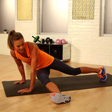 Three-Point Touch Plank Workout Video