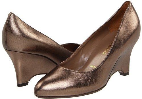BRUNO MAGLI - Dorotea (Pewter Metallic) - Footwear