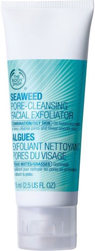The Body Shop Online Only Seaweed Pore-Cleansing Facial Exfoliator
