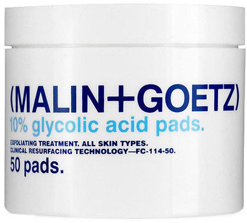 MALIN+GOETZ 10% Glycolic Acid Pads 50 Pads