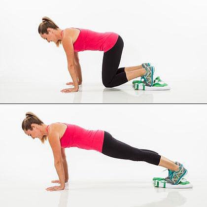 Sliding Plank