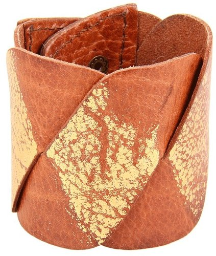 Motif 56 - Br-M-Karen (Dark Natural/Gold) - Jewelry