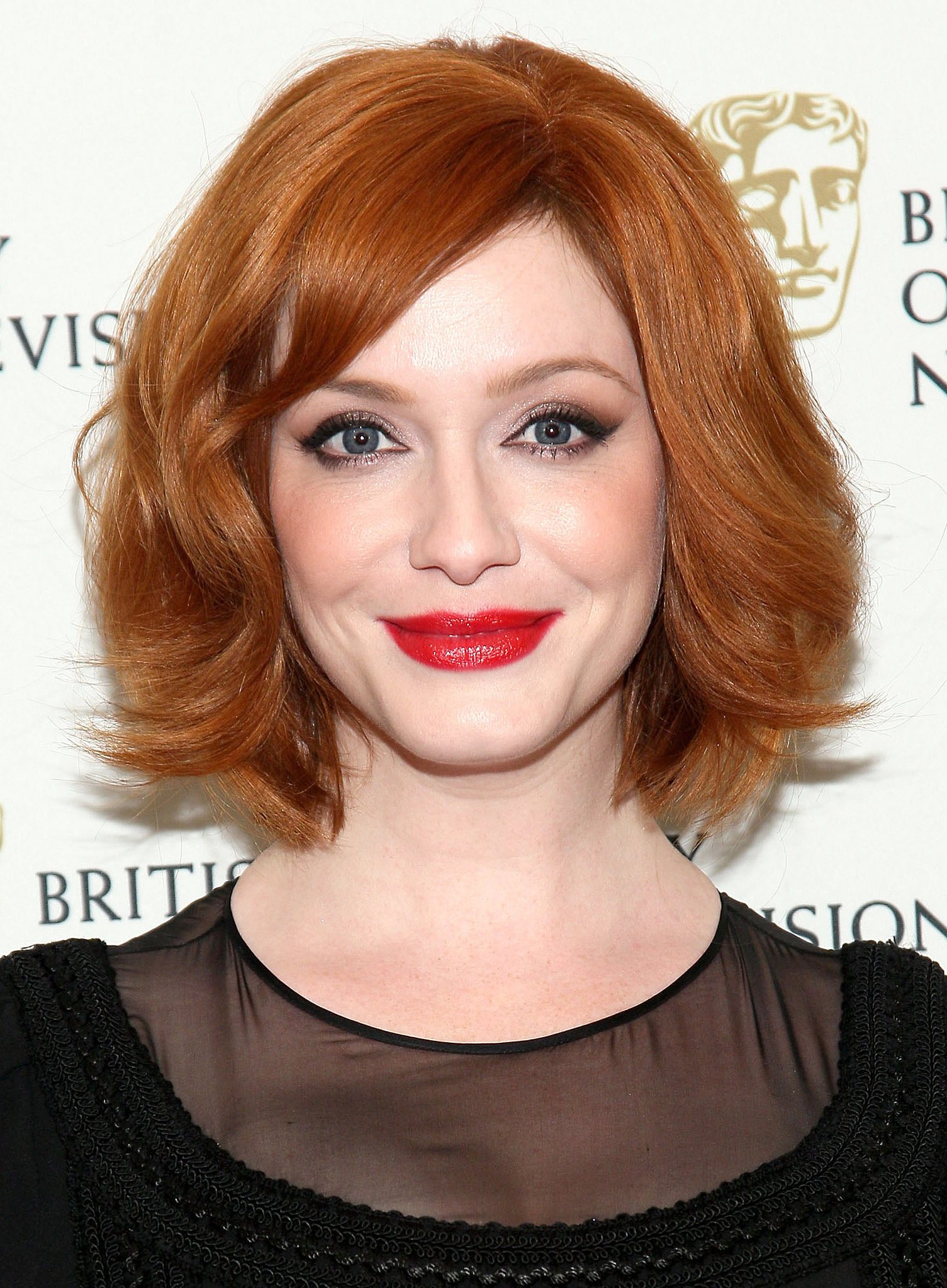 Christina Hendricks eyes