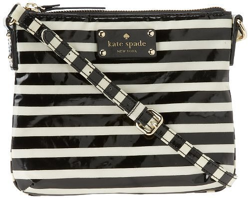 Kate Spade New York Stripe Tenley PWRU3216 Cross Body