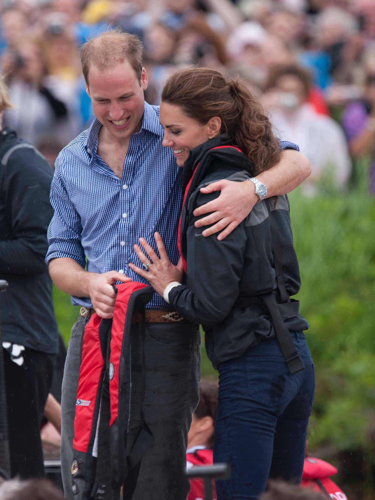 Prince William and Kate spent Fourth of July in 2011 on Canada's Prince Edward Island.