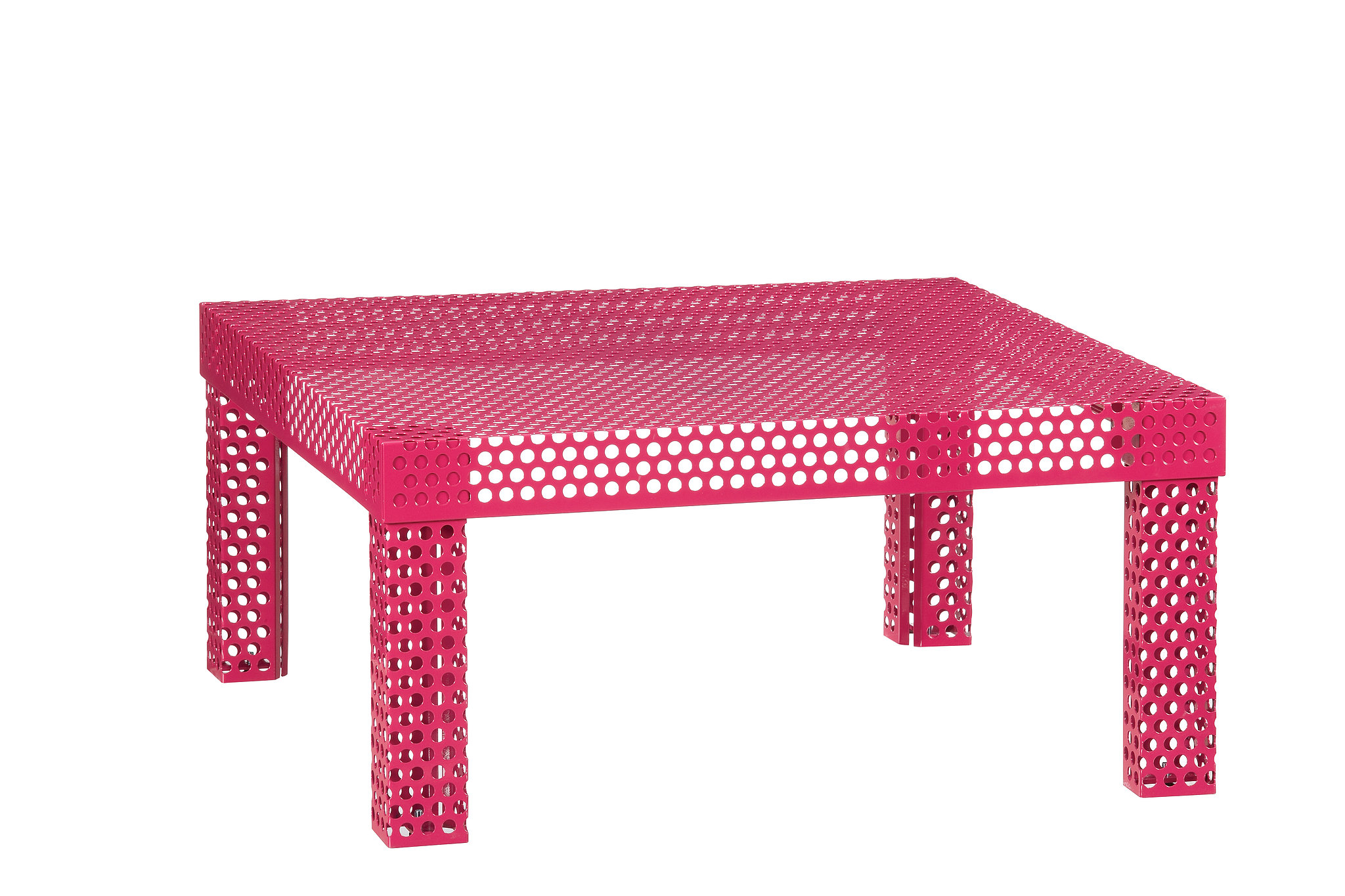 Thanks To Its Metal Frame The Rouge Coffee Table 349 Is Well A Sneak Peek At The Novogratz