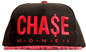 DOPE Cha$e Money Snapback