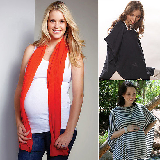 7 Chic, Lightweight Nursing Covers For Spring and Summer