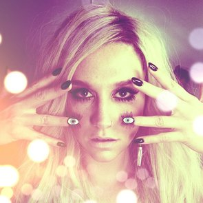 Kesha Eyeball Nails
