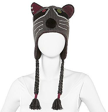 Patchwork Critter Hat