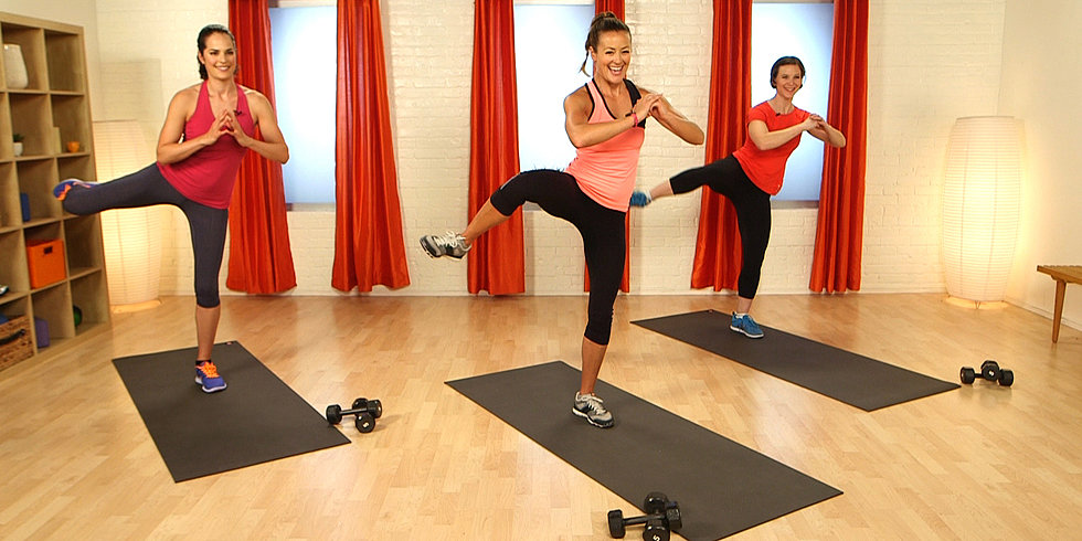 10-Minute Bikini Tone-Up: Lower Body and Cardio